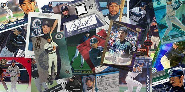 Ichiro Suzuki Collection