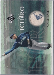 Ultimate Collection Ichiro Game Ball