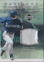 Ultimate Collection Ichiro Game Base Edison Field