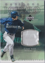 Ultimate Collection Ichiro Game Base Safeco Field