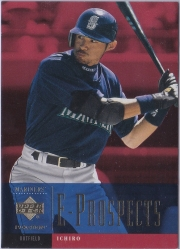 Upper Deck Evolution E-Prospects /2250