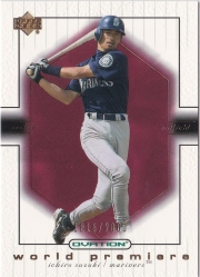 Upper Deck Ovation /2000