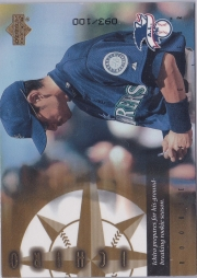 Upper Deck R.O.Y. Gold #1 /100