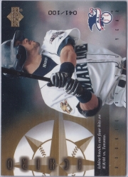 Upper Deck R.O.Y. Gold #12 /100