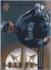 Upper Deck R.O.Y. Gold #17 /100