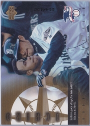 Upper Deck R.O.Y. Gold #9 /100