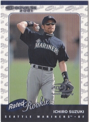 Donruss Rated Rookie /2001
