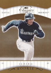 Donruss Classics Missing Serial #