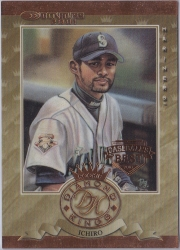 Donruss Rookie Diamond Kings Baseball's Best Bronze /999