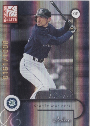 Donruss Elite /1000