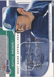 Fleer Game Time Next Game Extra /200