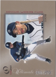 Fleer Legacy Ultimate /250