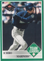 Fleer Platinum Team Leaders