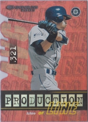 Donruss Production Line Die-Cut /100
