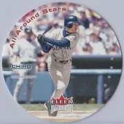 Fleer Tradition Hardball All-Around Stars Platinum Edition /50