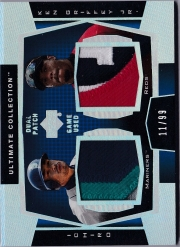 Ultimate Collection Dual Patch Game Used /99