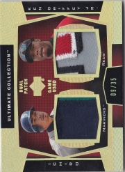 Ultimate Collection Dual Patch Game Used Gold /35