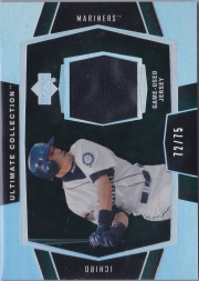 Ultimate Collection Game-Used Jersey /75