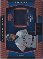 Ultimate Collection Game-Used Patch Bronze /35