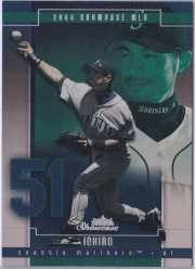 Fleer Showcase Masterpiece Collection Missing Serial #