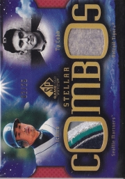SP Game Used Patch Stellar Combos Dual /25