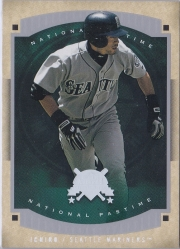 Fleer National Pastime White /51