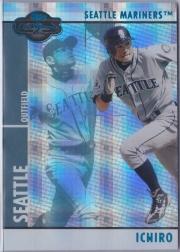 Topps Co-Signers Hyper Plaid Blue /50