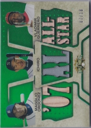 Topps Triple Threads #73 /18