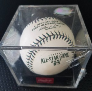 2001 All Star Game ROMLB