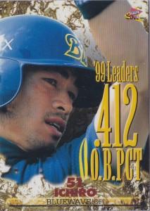 2000 BBM 1999 Leaders O.B. Pct #11