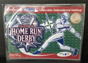 2001 Home Run Derby Collectible