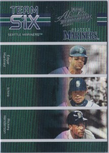 Absolute Memorabilia Team Six Spectrum /50