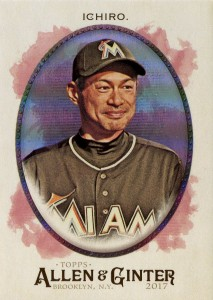 Allen & Ginter Hot Box Foil