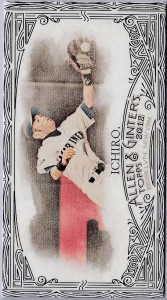 Allen & Ginter Mini Black Border