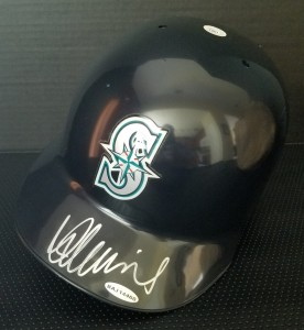 Autograped Batting Helmet