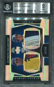 BGS 2003 Ultimate Collection Dual Patch /99