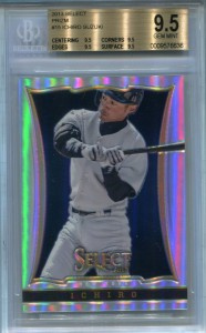 BGS 2013 Select Prizm