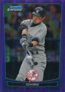 Bowman Chrome Purple Refractor /199