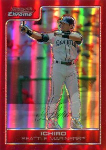 Bowman Chrome Red Refractor /5