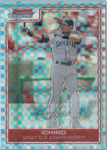 Bowman Chrome X-Fractor /250