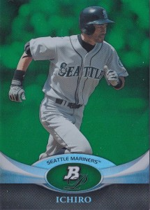 Bowman Platinum Emerald