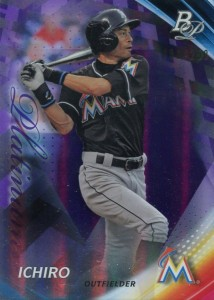 Bowman Platinum Purple /250