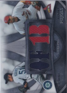 Bowman Sterling Dual Relic /199
