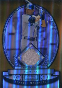 Bowman Sterling Relic Gold Refractor /50