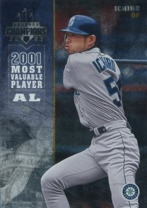 Donruss Champions Metalized AL MVP /100