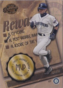 Donruss Class of 2001 Final Rewards AL MVP