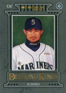 Donruss Diamond Kings Black /100