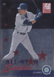 Donruss Elite All Star Salutes /2001