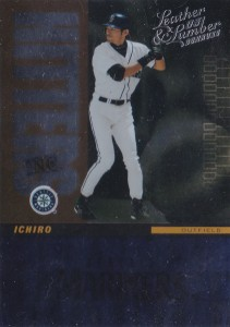 Donruss Leather & Lumber /2000