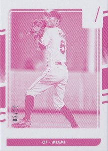 Donruss Magenta Test Proof /10